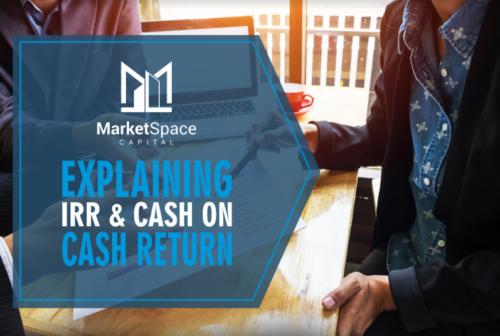 explaining IRR and cash return